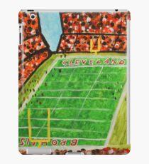 Cleveland Stadium iPad Case/Skin