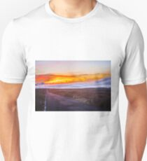 Empty road on Maderia island T-Shirt