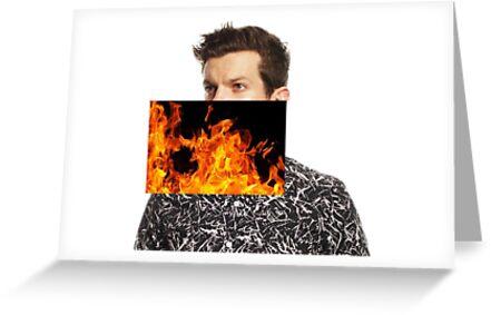 Dillon francis this mixtape is fire cheap greeting cards by dillon francis this mixtape is fire cheap by mauro6 m4hsunfo