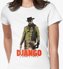 Django Women's Fitted T-Shirt
