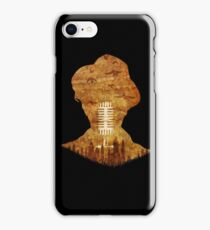 A Waits Podcast iPhone Case/Skin