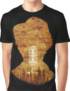 A Waits Podcast Graphic T-Shirt