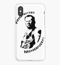 Die Hard iPhone Case/Skin