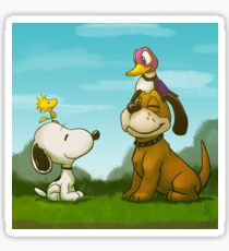 0034 - Bird Dogs Sticker