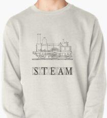 Steam Train Pullover