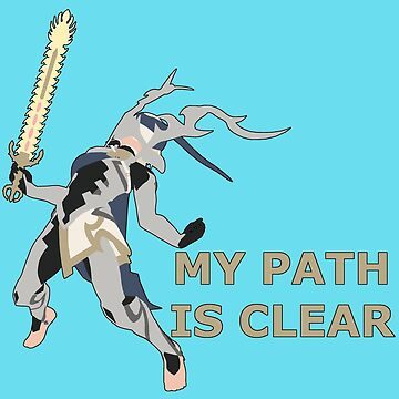 CORRIN | Super Smash Taunts | My path is clear by Rotom479