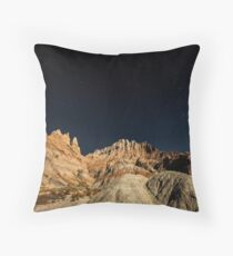 Into the Sea Throw Pillow