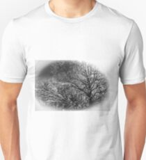 Black and White Trees T-Shirt