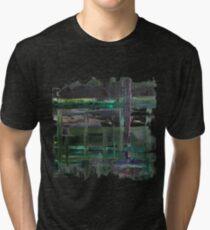 Dreary Day, Take-Two Tri-blend T-Shirt