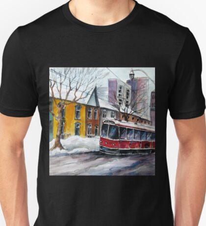 The Red Rocket, Toronto T-Shirt