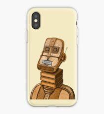 Moderne Robot   iPhone Case