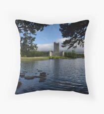 Ross Castle Throw Pillow
