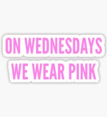 Mean Girls Quote Sticker