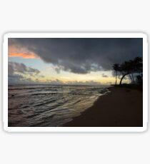 Hawaii Sunrise Sticker