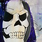 Skeltor - Masters of the Universe - Canvas by Katie Robinson