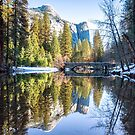Yosemite Bridge #2 by Graham Gilmore
