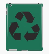 Recycle iPad Case/Skin