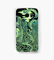 Octopus Havoc! Samsung Galaxy Case/Skin
