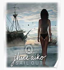 """""""Sail Out"""" EP Cover (2013) Poster"""