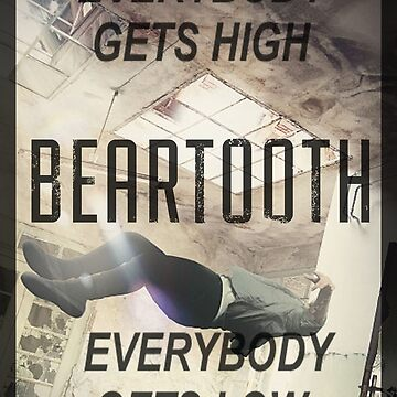 The in between // Beartooth by my-d1spute