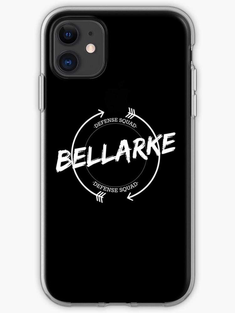 The 100 Bellarke iphone case