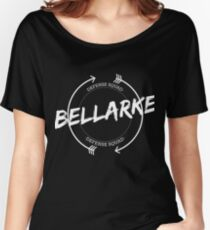 BELLARKE DEFENSE SQUAD Women's Relaxed Fit T-Shirt