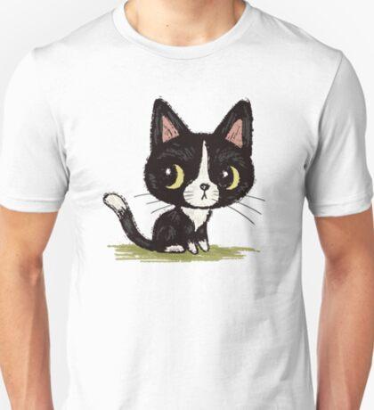 Cute black kitten T-Shirt
