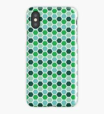 Hexagon iPhone Case/Skin
