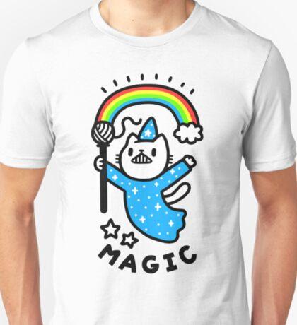 Magical Wizard Cat T-Shirt