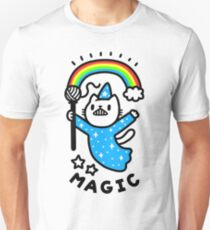 Magical Wizard Cat T-Shirt