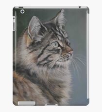 Domestic Cat iPad Case/Skin