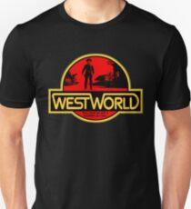Crichton Crossover Unisex T-Shirt