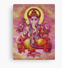 Ganesha Compassion Canvas Print