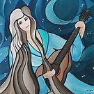 Nine Strings of My Heart by Leni Kae