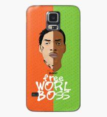 Worl Boss Case/Skin for Samsung Galaxy