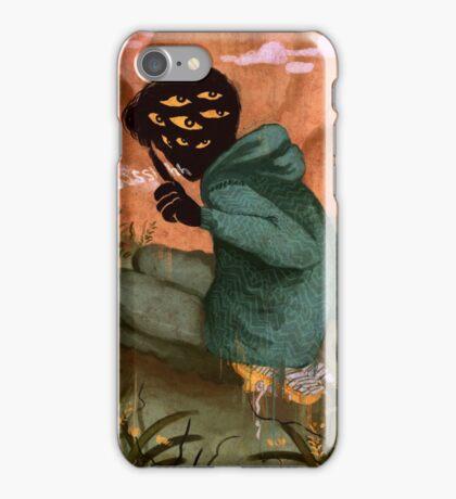 Ssshhhh iPhone Case/Skin