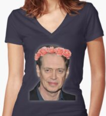 Buscemi Far Out Women's Fitted V-Neck T-Shirt