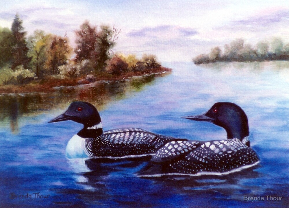 What A Pair by Brenda Thour