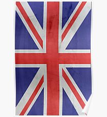 Flag United Kingdom Poster