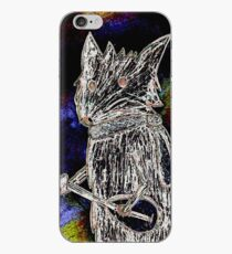 cool and spooky iPhone Case