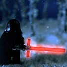 The Force Awakens by thereeljames