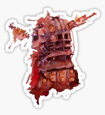 Clara Oswin Oswald - I AM HUMAN Sticker