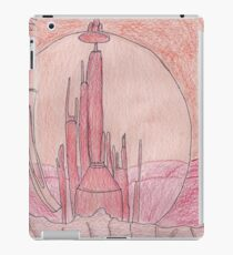 Citadel on Gallifrey iPad Case/Skin