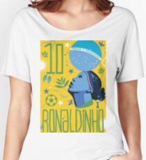 Ronaldinho Women's Relaxed Fit T-Shirt