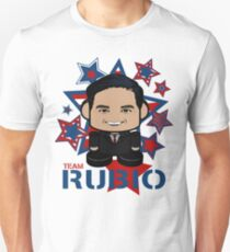 Team Rubio Politico'bot Toy Robot Slim Fit T-Shirt