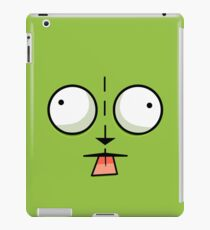 Gir Face - Invader Zim Cartoon iPad Case/Skin