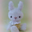 Handmade bears from Teddy Bear Orphans - Missy mouse by Penny Bonser