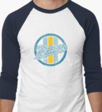 Wipeout - Feisar - 50s Style Men's Baseball ¾ T-Shirt