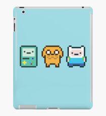 8-bit Jake Finn & Beemo iPad Case/Skin
