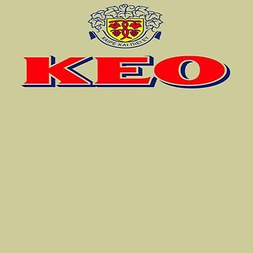 Keo Beer by Trousers316